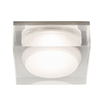 Astro 1229012 Vancouver Round 90 LED Clear Acrylic